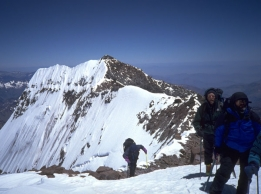 Arriving at the Summit