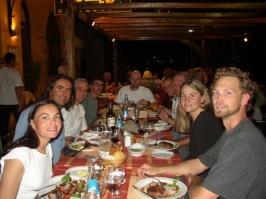 Fine dining in Mendoza